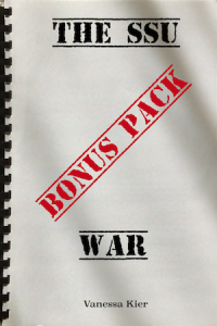 The SSU/WAR Bonus Pack