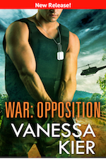 WAR: Opposition new release cover
