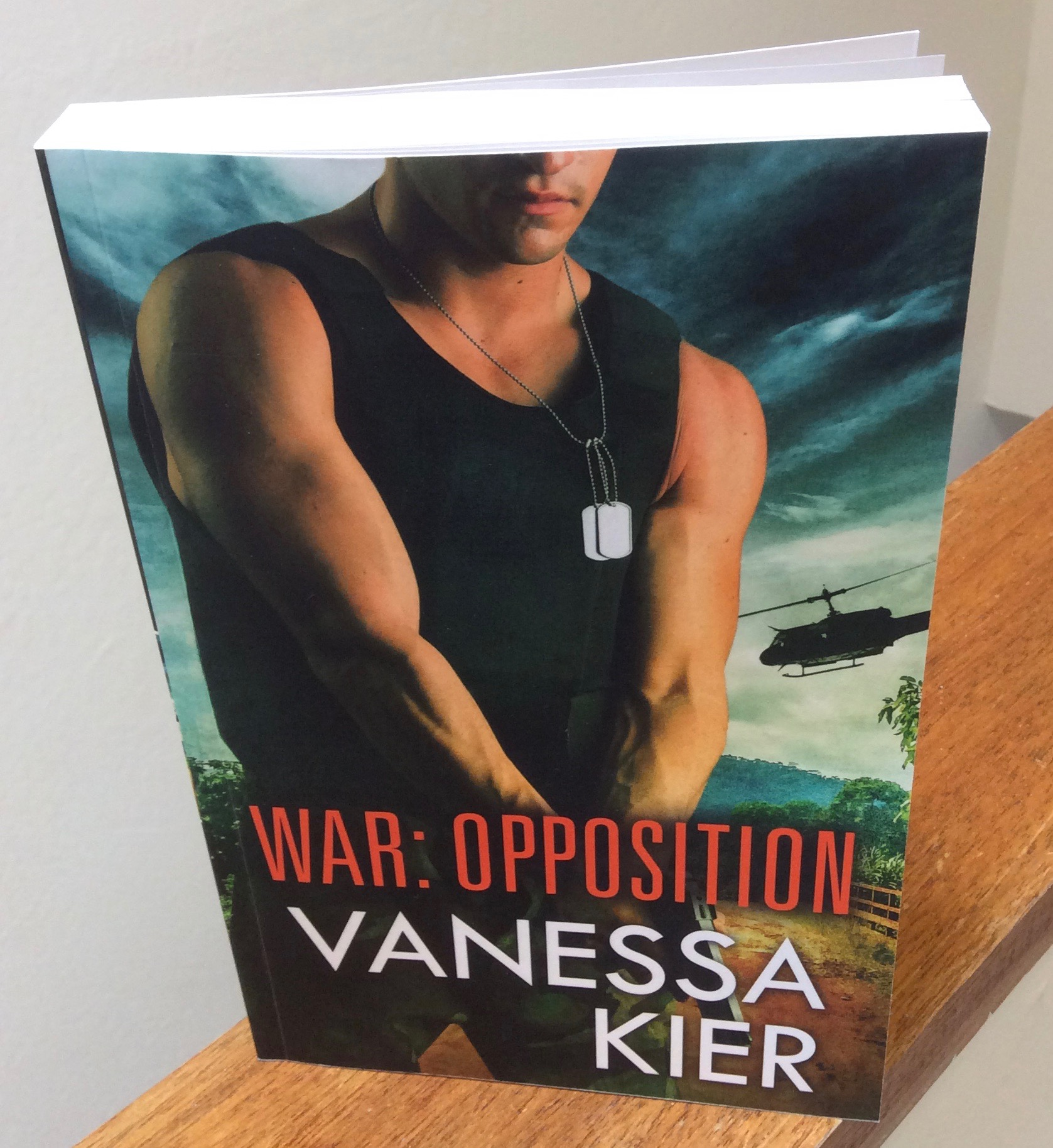 WAR: Opposition print proof