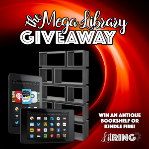 LitRing Mega Library Giveaway