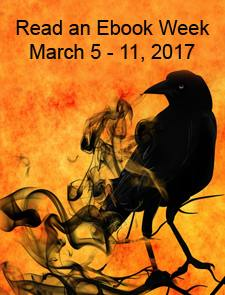 Read an Ebook Week image with Raven
