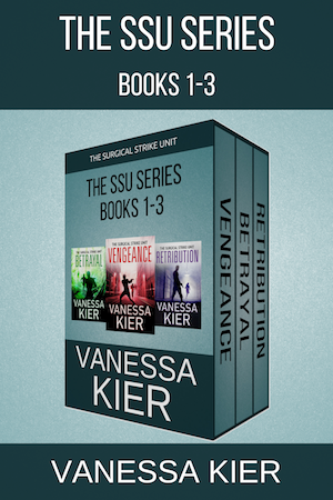 The SSU Books 1-3 Cover