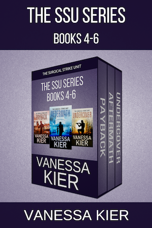 The SSU Books 4-6 cover