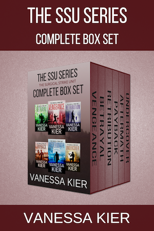 Cover for The Complete SSU Box Set