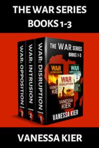 WAR Books 1-3 Box Set Cover