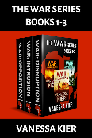 WAR Books 1-3 Box Set Cover