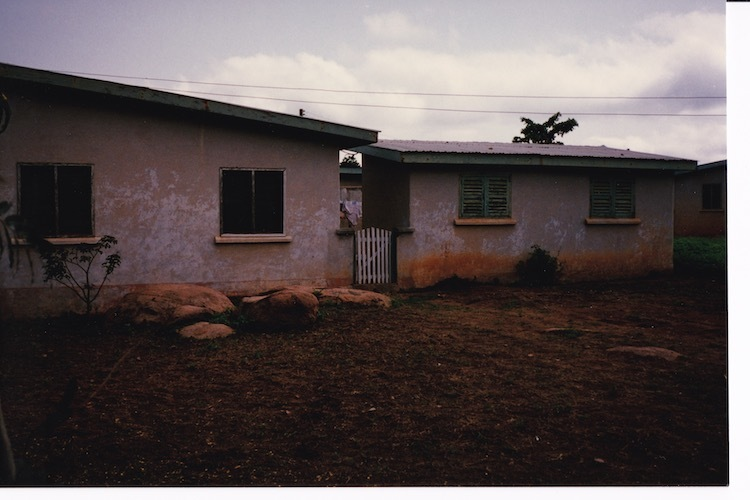 Photo of a bungalow in Africa